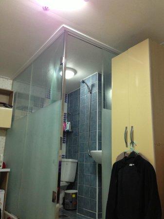 Vestin Residence Myeongdong: bathroom
