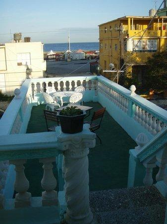 """Casa Particular """"La Casita"""" Pension: The beautiful Terrace"""