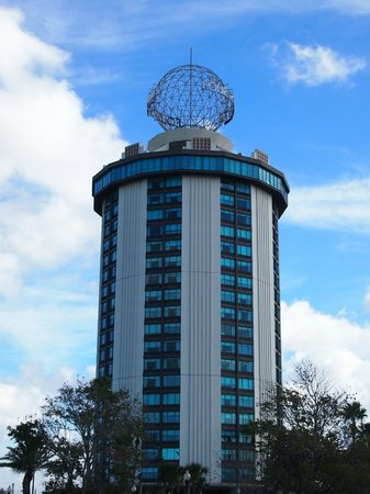 Four Points by Sheraton Orlando International Drive: Hotel