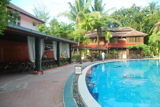 Arwana Perhentian Eco Resort & Beach Chalet: Nice and cozy