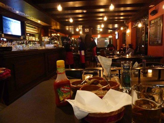 Interior del restaurant picture of el mexicano