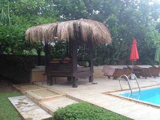 Aditya: Poolside Gazebo