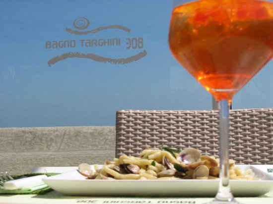 Bagno Targhini 308 : le tagliatelle fatte in casa ti faranno assaporare il gusto della Romagna