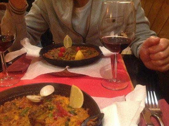 La Parrala Paella Resto Bar : Excellentes Paellas de La Parrala Paella Bar
