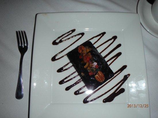 Robert's Grove Beach Resort: le dessert