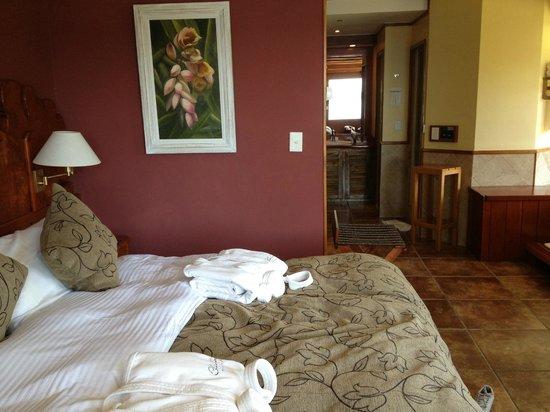 Charming Luxury Lodge & Private Spa: Nuestra Habitación