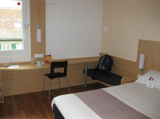 Ibis Strasbourg Centre Petite France : Номер