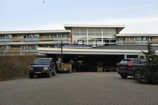 WestCord ApartHotel Boschrijck: Hoofdingang