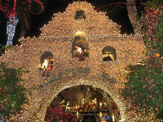 Festival of Lights - Picture of The Mission Inn Hotel and Spa ...