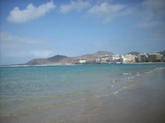 Playa de Las Canteras : relax
