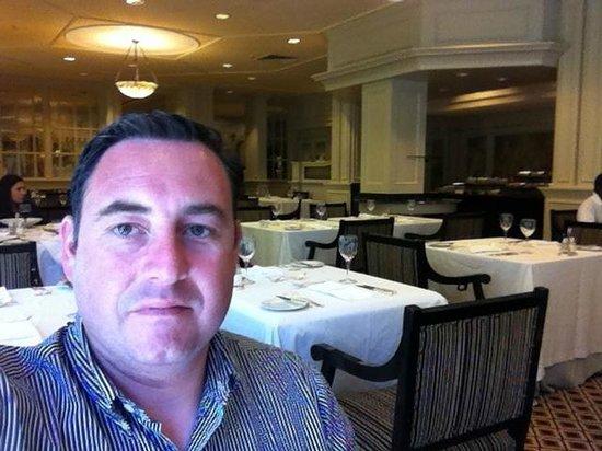 InterContinental Hotel Buenos Aires : Almuerzo