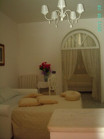 Villa Nicolaus Bed & Breakfast : Camera da Letto