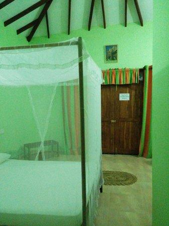 Sigiriya Melrose Villas: L'interno della stanza