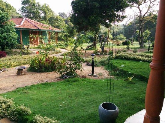 Sigiriya Melrose Villas: Il giardino
