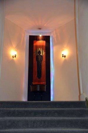 Mercure Vientiane: Weg zum Zimmer