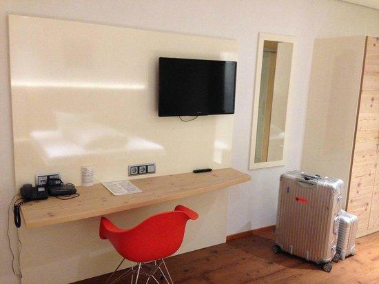 Landhotel Rossle: Arbeitsbereich