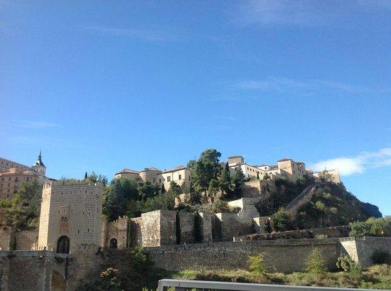Sercotel Hotel Pintor el Greco : Vue extérieure, Tolède.