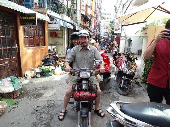 Beautiful Saigon 3 Hotel: Fun Time!