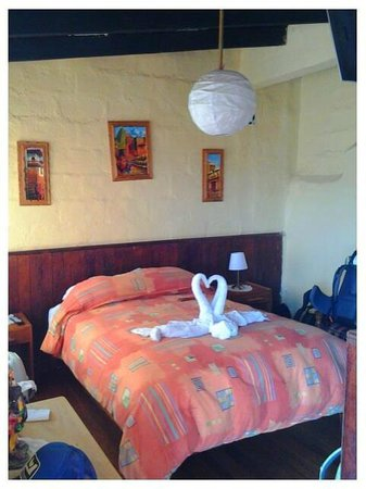 Samay Wasi Youth Hostels Cusco: Our room.
