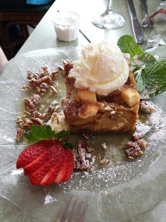 Wildflower Cafe : French toast