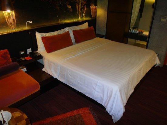 Siam@Siam Design Hotel Bangkok: Zimmer Biz Class 22th floor
