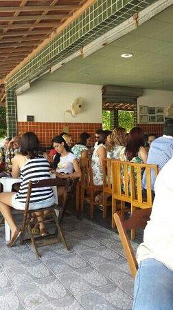 Arcoverde, PE: Terraço