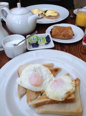 King's Arms: Breakfast