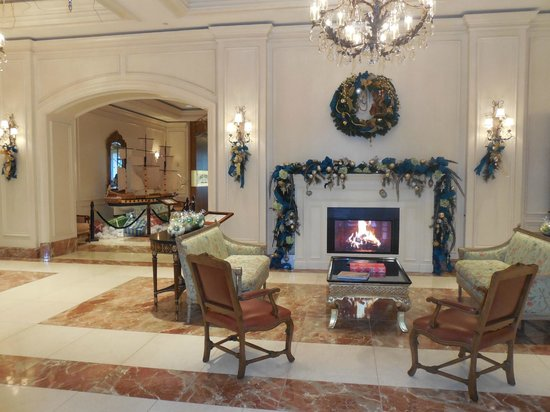 The Ritz-Carlton, Sarasota: More Christmas Decorations