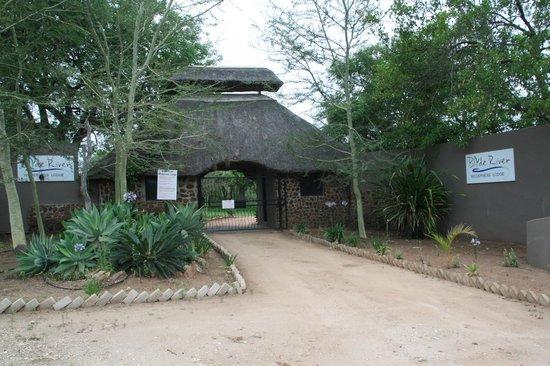 Blyde River Wilderness Lodge: Entrée