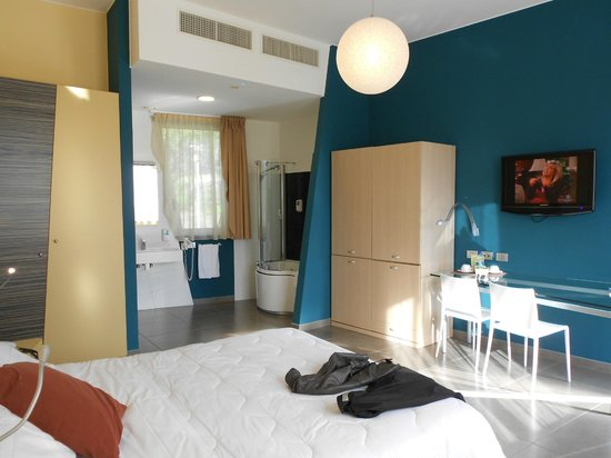 Hotel Ibis Styles Catania Acireale : la doccia
