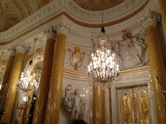 The Royal Castle in Warsaw - Museum : Christmas Concert at Royal Castle