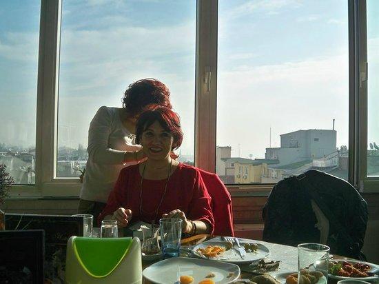 Marmaray Hotel: kahvaltı