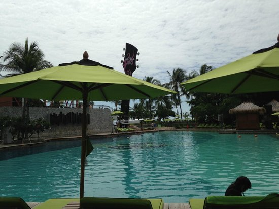 Hard Rock Hotel Pattaya : Pool