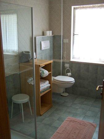 Hotel La Baita: Bagno
