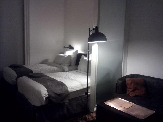 Morrissey Hotel Residences: kasur