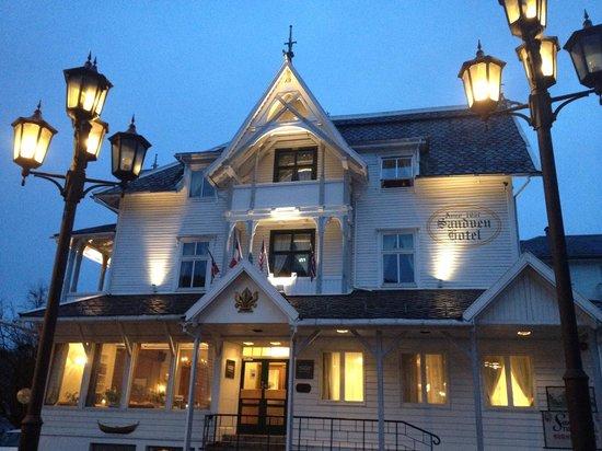 Thon Hotel Sandven : Sandven Hotell GE