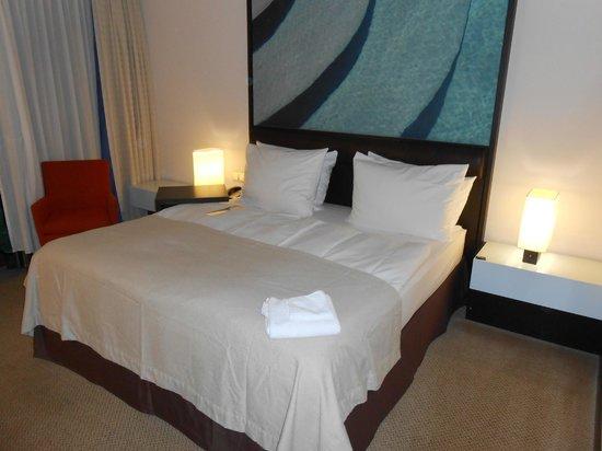 Radisson Blu Hotel, Berlin: room