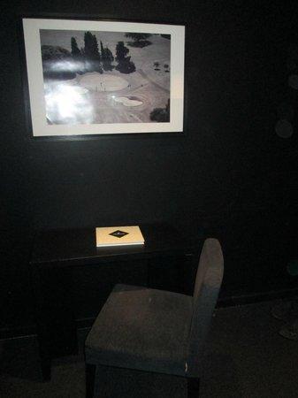 1910 Laprida Hotel: escritorio