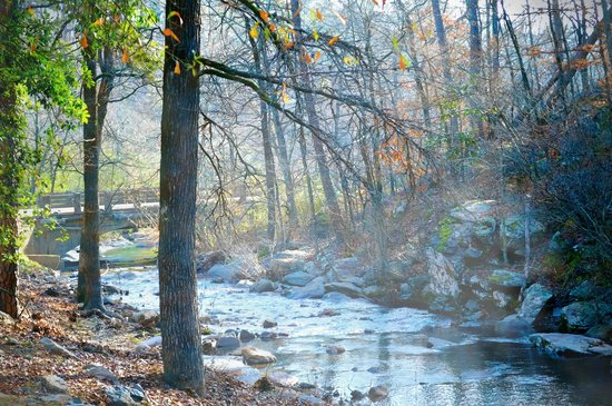 Photo of Gulpha Gorge Campground Hot Springs National Park
