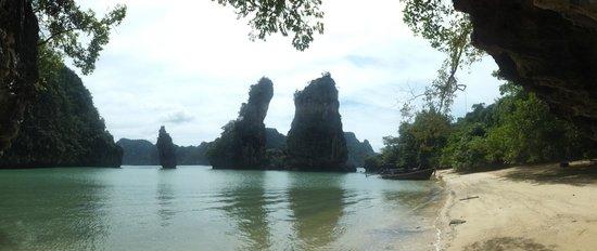 Loh Jark Pier - Picture of Koh Yao Island, Ao Phang Nga National Park - TripA...
