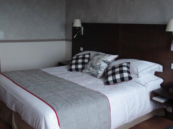 Castel Clara Thalasso & Spa : le lit
