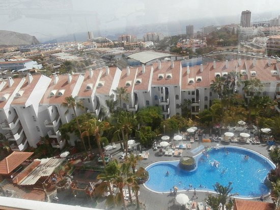 Paradise Park Fun Lifestyle Hotel: View from rooftop