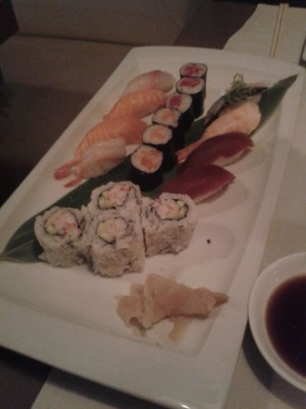 Ristorante Sushi Kiyo: sushi