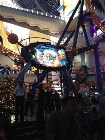 Berjaya Times Square Kuala Lumpur: Berjaya Times Square