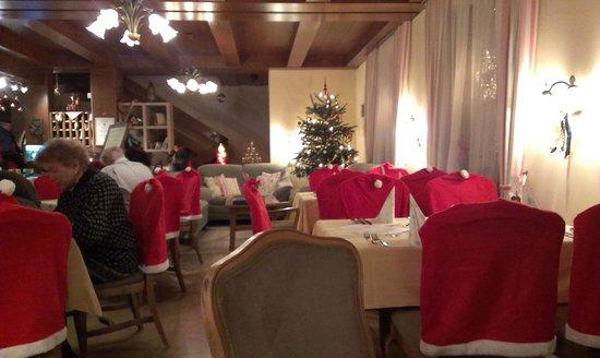 Hotel Stefanihof: festliches Weihnachten