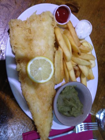 The Centre Page: Fish & Chips