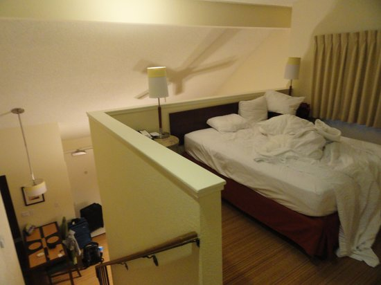 Residence Inn Sunnyvale Silicon Valley I: loft bedroom