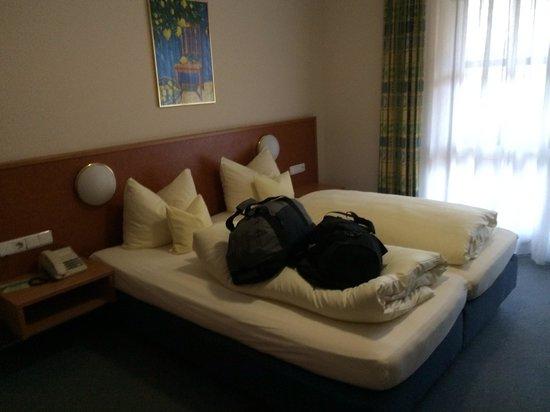 Hotel Schmelmer Hof : Zimmer