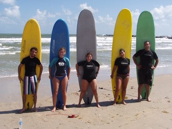 E Z Ride Surf School: Miami, South Beach Surf Lessons