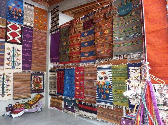 Los tapetes de Teotitlán del Valle
